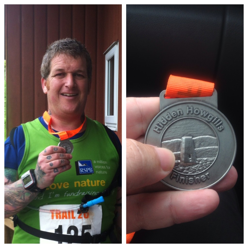 1000 miles for Martha - marathon #5 - Tristan Reid