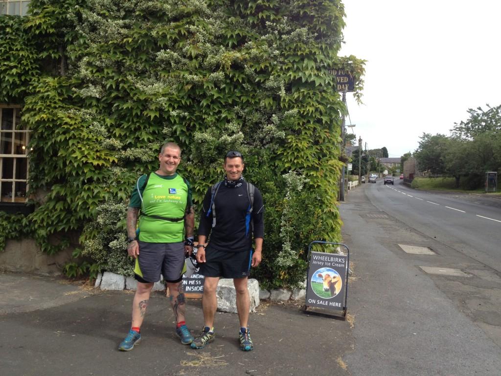 1000 miles in memory of Martha - marathon #6 - Tristan Reid